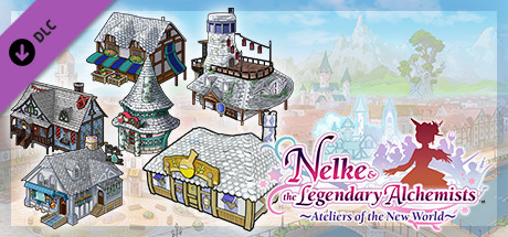 Купить Nelke & the LA: Facility Pack: Iris (DLC)