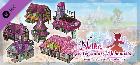 Nelke & the LA: Facility Pack: Arland