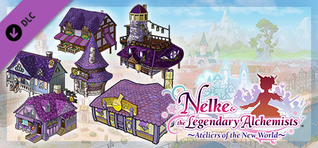 Nelke & the LA: Facility Pack: Mysterious