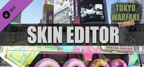 Купить Tokyo Warfare Turbo - Skin Editor (DLC)