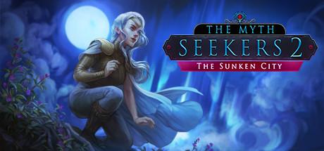 The Myth Seekers 2 The Sunken City Capa