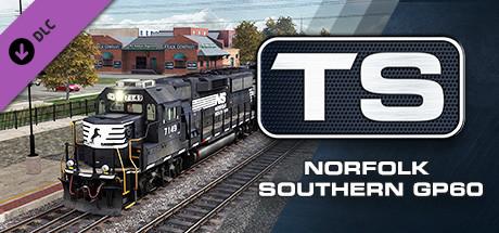 Train Simulator: Norfolk Southern GP60 Loco Add-On