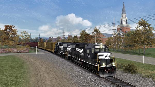 Train Simulator: Norfolk Southern GP60 Loco Add-On (DLC)