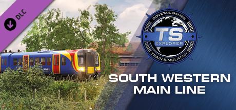 Train Simulator: South Western Main Line: Southampton - Bournemouth Route Add-On