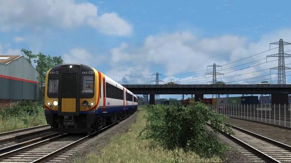 Train Simulator: South Western Main Line: Southampton - Bournemouth Route Add-On (DLC)