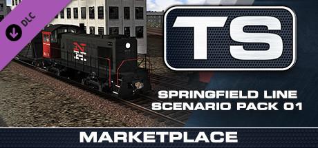 TS Marketplace: Springfield Line Scenario Pack 01
