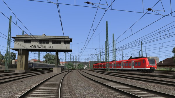скриншот Train Simulator: DB BR 425 EMU Add-On 5