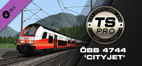 Train Simulator: ÖBB 4744 'Cityjet' EMU Add-On