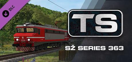 Train Simulator: SŽ Series 363 Loco Add-On
