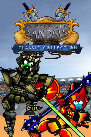Swords and Sandals Classic Collection poster image on Steam Backlog