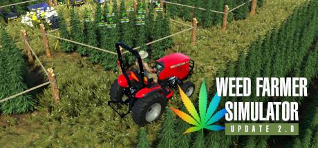 Weed Farmer Simulator Capa