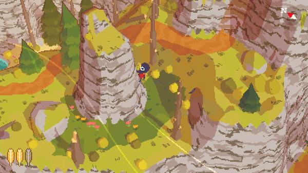 Screenshot of A Short Hike