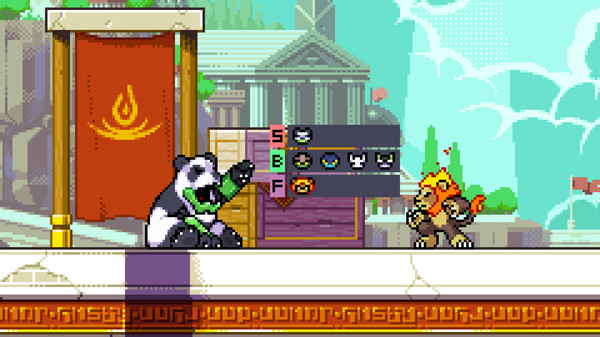 Rivals of Aether: Panda Etalus (DLC)