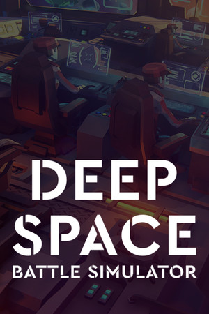 Deep Space Battle Simulator poster image on Steam Backlog