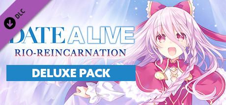Купить DATE A LIVE Rio Reincarnation Deluxe Pack (DLC)