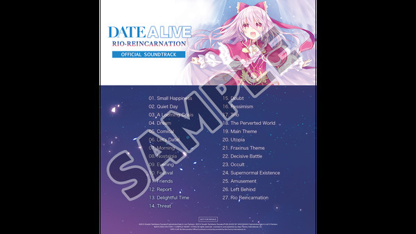 DATE A LIVE Rio Reincarnation Deluxe Pack (DLC)