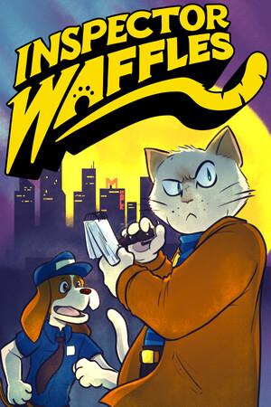 Inspector Waffles poster image on Steam Backlog