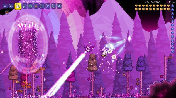 скриншот Terraria 15