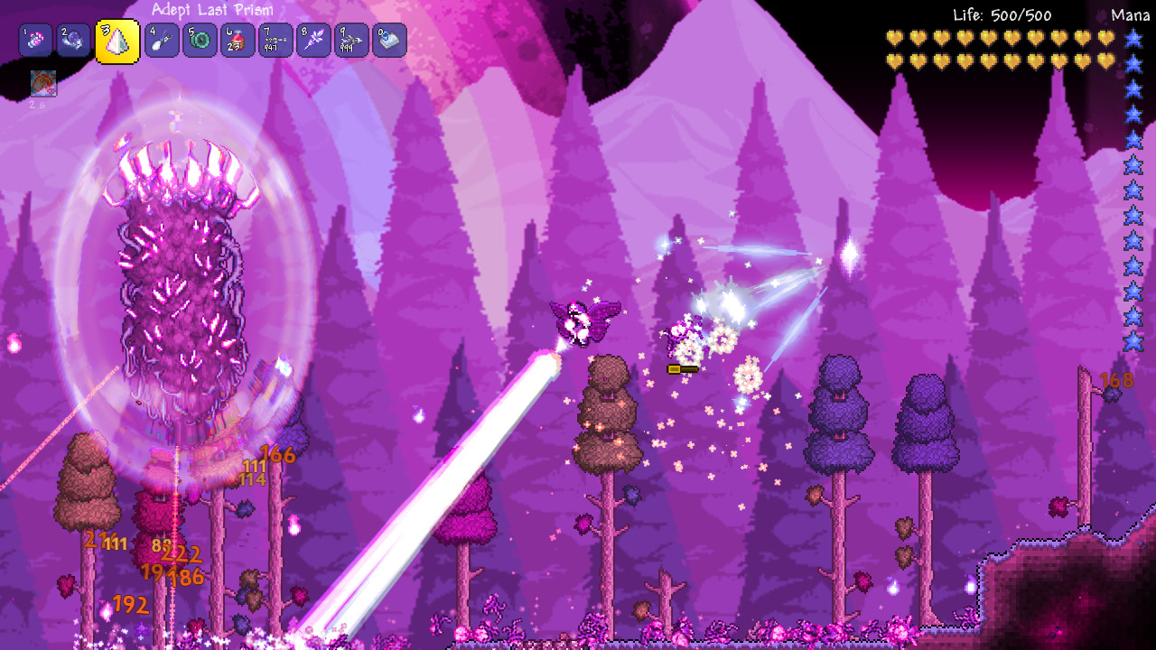 Terraria V9: Join the Lunar Cult for the Low, Low price of