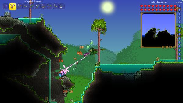 скриншот Terraria 6