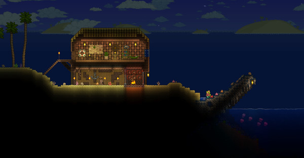 скриншот Terraria 11
