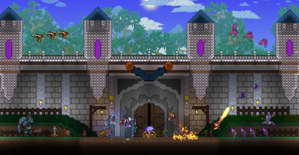 скриншот Terraria 12