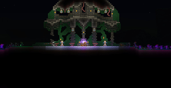 скриншот Terraria 16