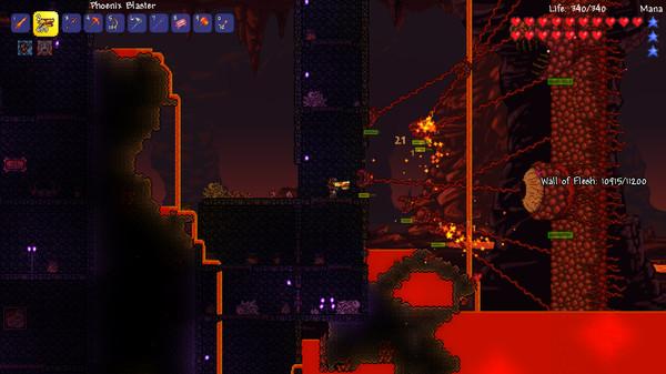 скриншот Terraria 1