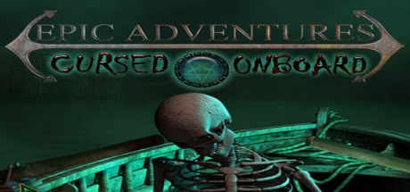 Epic Adventures: Cursed Onboard cover art