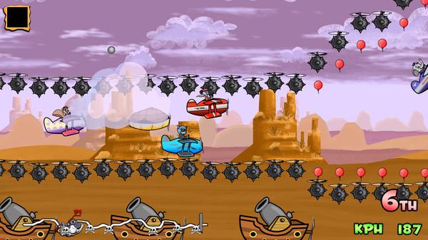 Biplane Racer