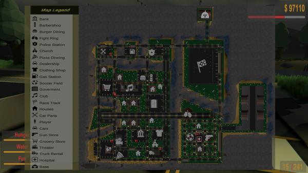 Island Town Zombie Paradise