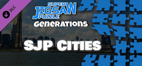 Super Jigsaw Puzzle: Generations - SJP Cities Puzzles