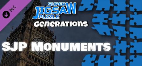 Super Jigsaw Puzzle: Generations - SJP Monuments Puzzles
