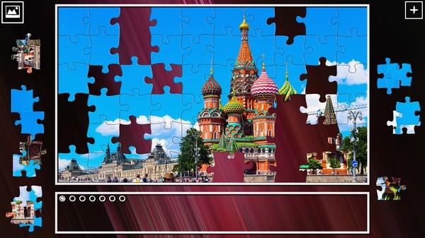 Super Jigsaw Puzzle: Generations - SJP Monuments Puzzles (DLC)