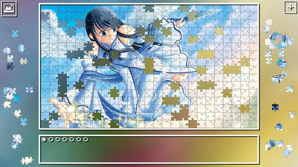 Super Jigsaw Puzzle: Generations - SJP Anime Reloaded Puzzles (DLC)