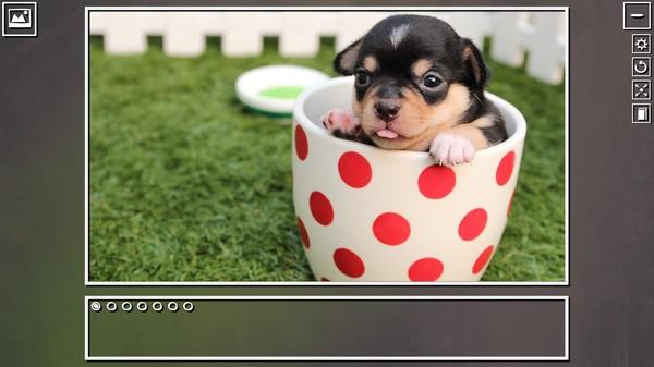 Super Jigsaw Puzzle: Generations - Puppies Puzzles (DLC)