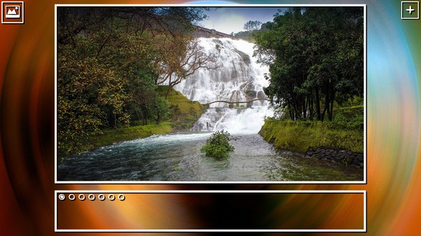 Super Jigsaw Puzzle: Generations - Waterfalls Puzzles (DLC)