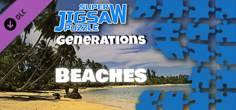 Super Jigsaw Puzzle: Generations - Beaches Puzzles