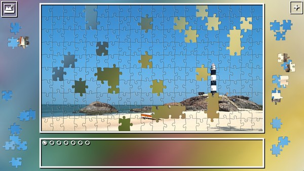 Super Jigsaw Puzzle: Generations - Beaches Puzzles (DLC)