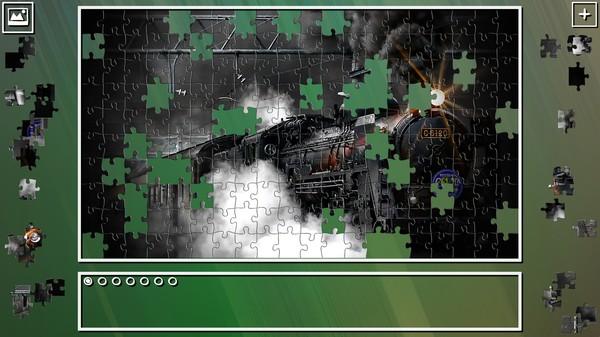 Super Jigsaw Puzzle: Generations - Trains Puzzles (DLC)