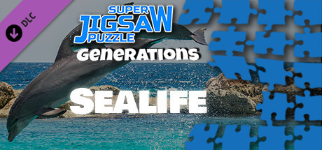 Super Jigsaw Puzzle: Generations - Sealife Puzzles