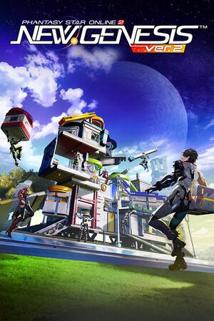 Phantasy Star Online 2 poster image on Steam Backlog