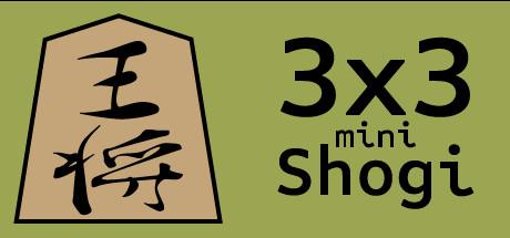 3x3 mini-Shogi