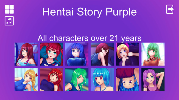 Hentai Story Purple