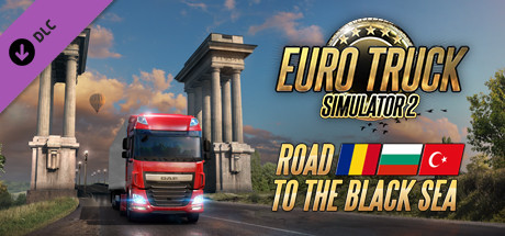 Euro Truck Simulator 2  Road to the Black Sea [PT-BR] Capa