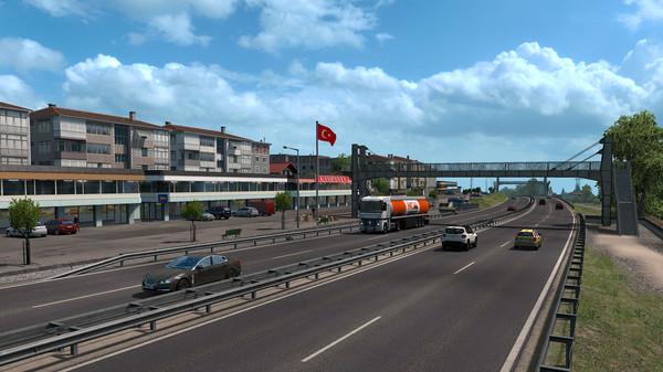 ETS2 Türkiye Haritasından Görüntüler Yayınlandı!