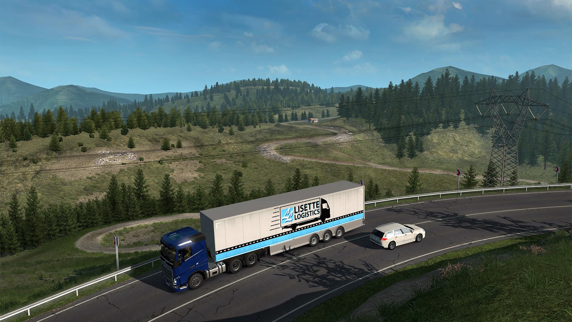 Euro Truck Simulator 2 - Road to the Black Sea on Steam