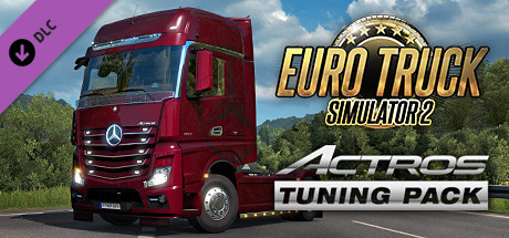Save 10% on Euro Truck Simulator 2 - Actros Tuning Pack on Steam