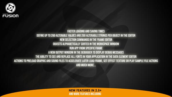 Clickteam Fusion 2.5+ Addon (DLC)