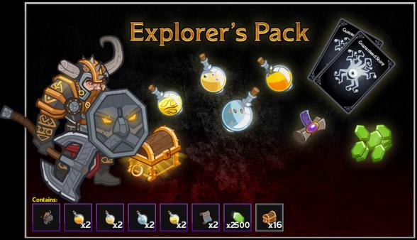 Idle Champions - Explorer's Pack (DLC)